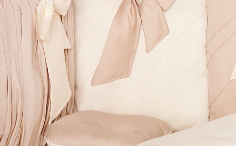 бортики защита для детской кроватки шарм фото